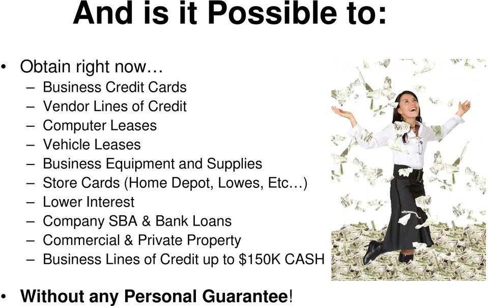By dennis henson building business credit pdf home depot lowes etc lower interest company sba bank loans commercial fandeluxe Images