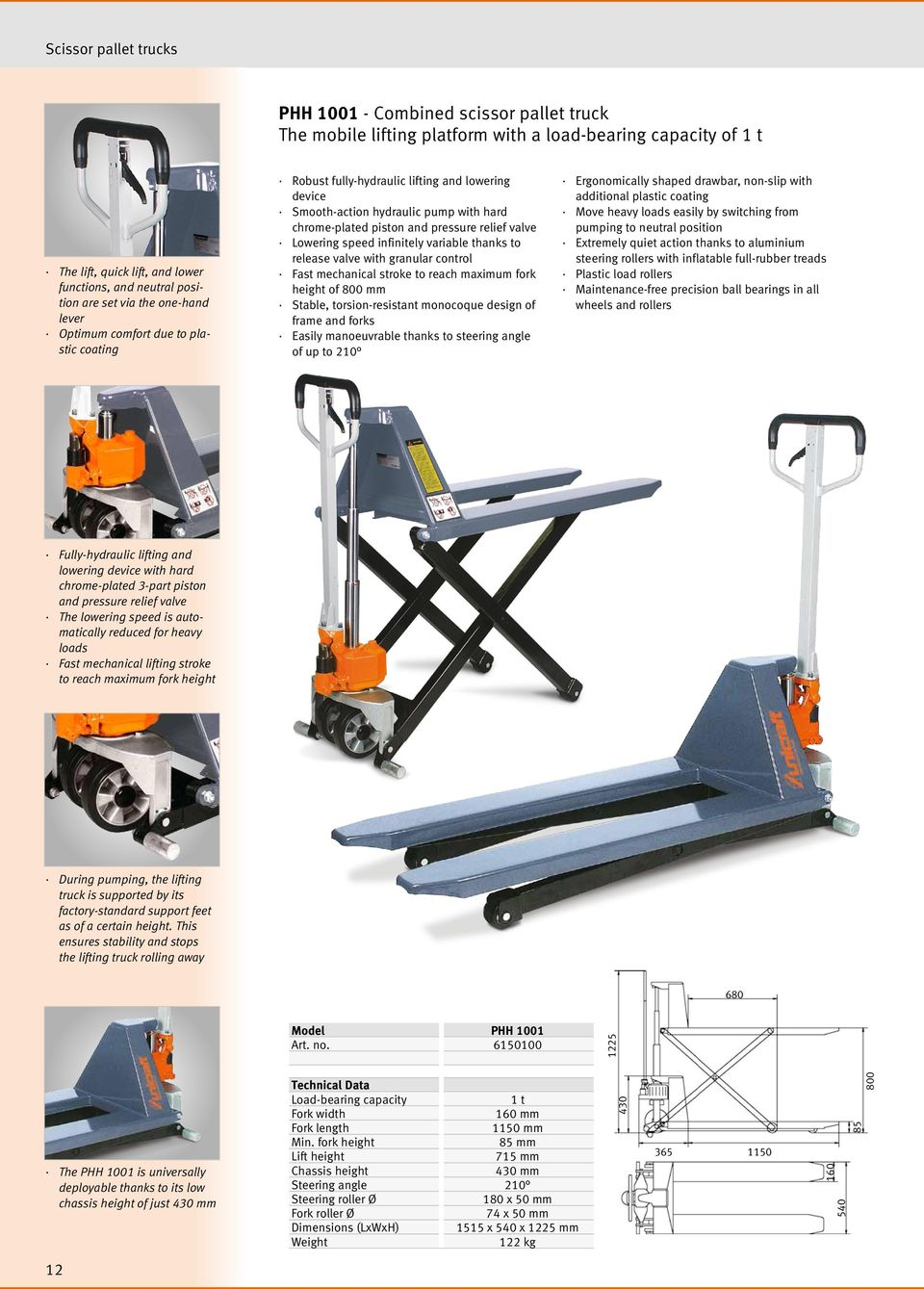 Lifting and workshop technology - PDF