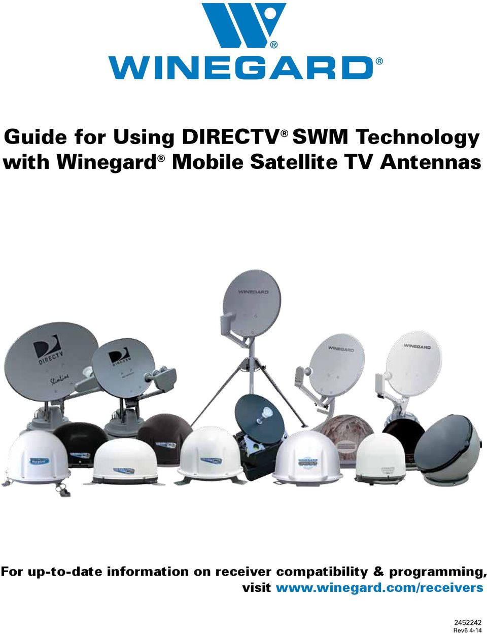 Guide For Using Directv Swm Technology With Winegard Mobile Carryout Wiring Diagram Up To Date Information On Receiver Compatibility
