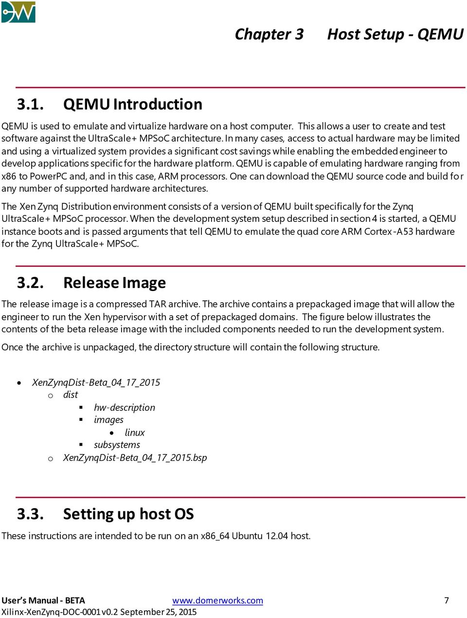 Xen Zynq Distribution - PDF