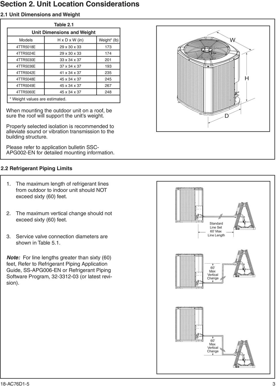 All Phases Of This Installation Must Comply With National State And Tyler Refrigeration Wiring Diagrams 4ttr5048e 45 X 34 37 245 4ttr5049e 267 4ttr5060e
