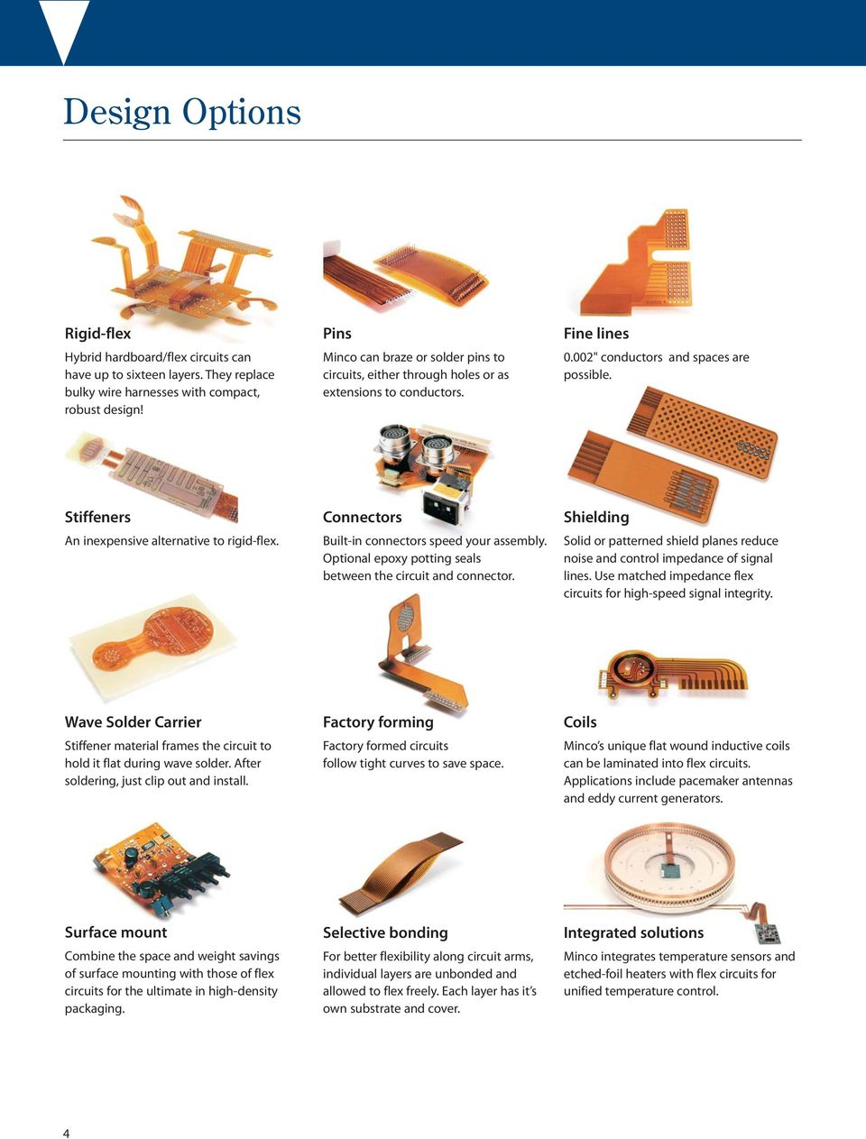 Flex Circuit Design Guide Pdf Layer Polimide Flexible Printed Board Manufacturers Pcb Custom Stiffeners An Inexpensive Alternative To Rigid Connectors Built In Speed Your