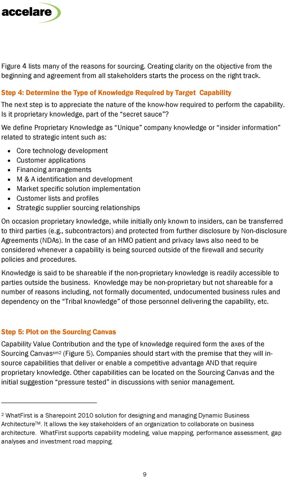 The Sourcing Canvas: A Strategic Approach to Sourcing