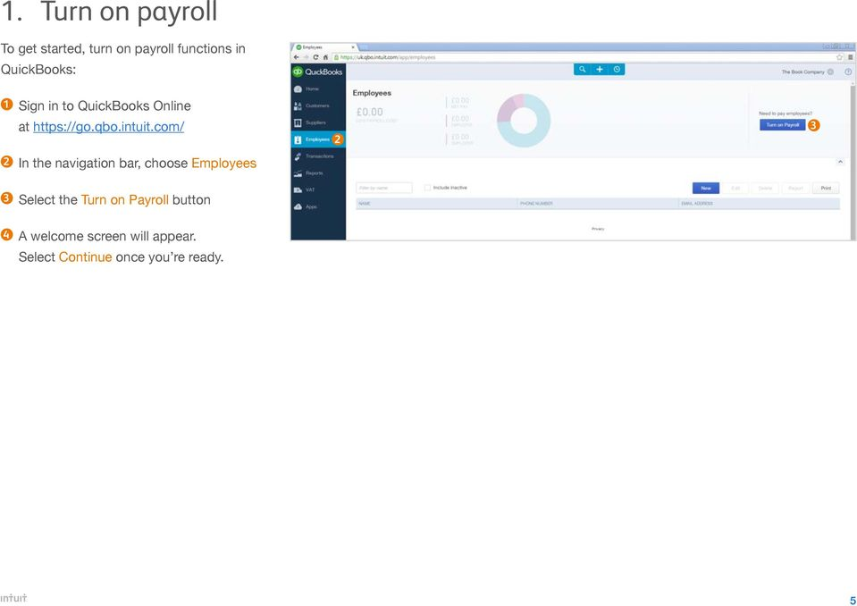 Import Adp Payroll Into Quickbooks Online