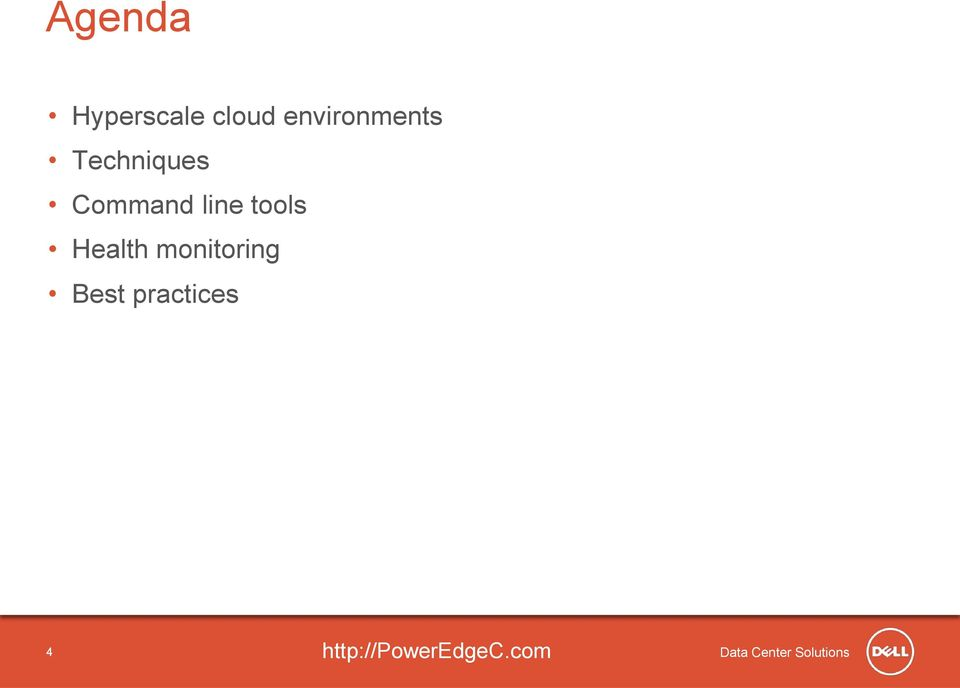 Best Practices for System Management in the Hyperscale Cloud - PDF