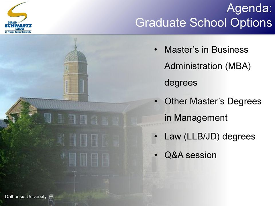 Other Master s Degrees in Management Law