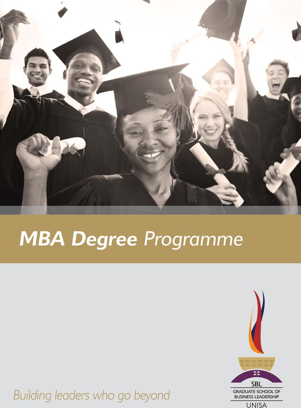 Mba Degree Programme Building Leaders Who Go Beyond Pdf