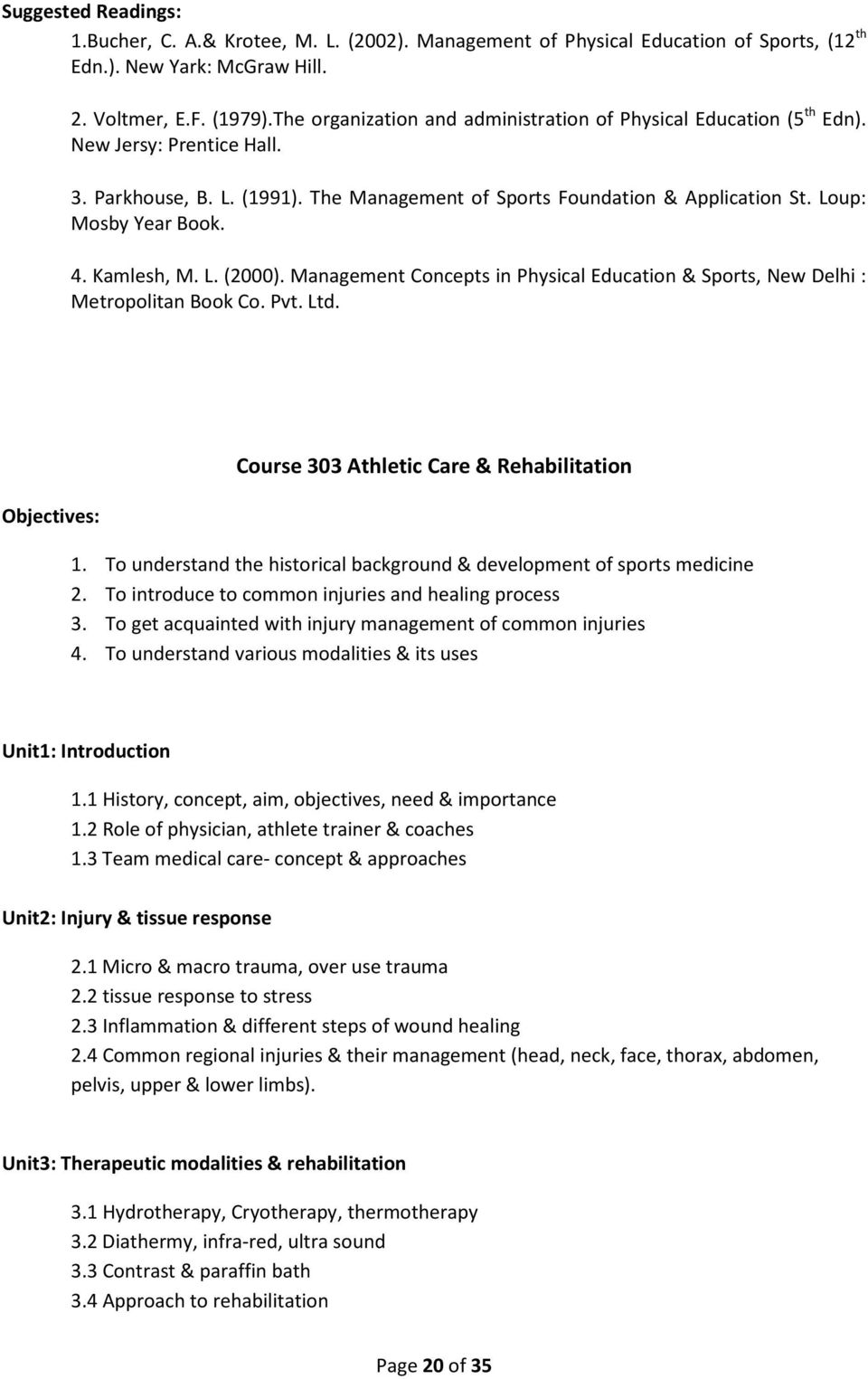 M  Ed  (PHYSICAL EDUCATION) - PDF