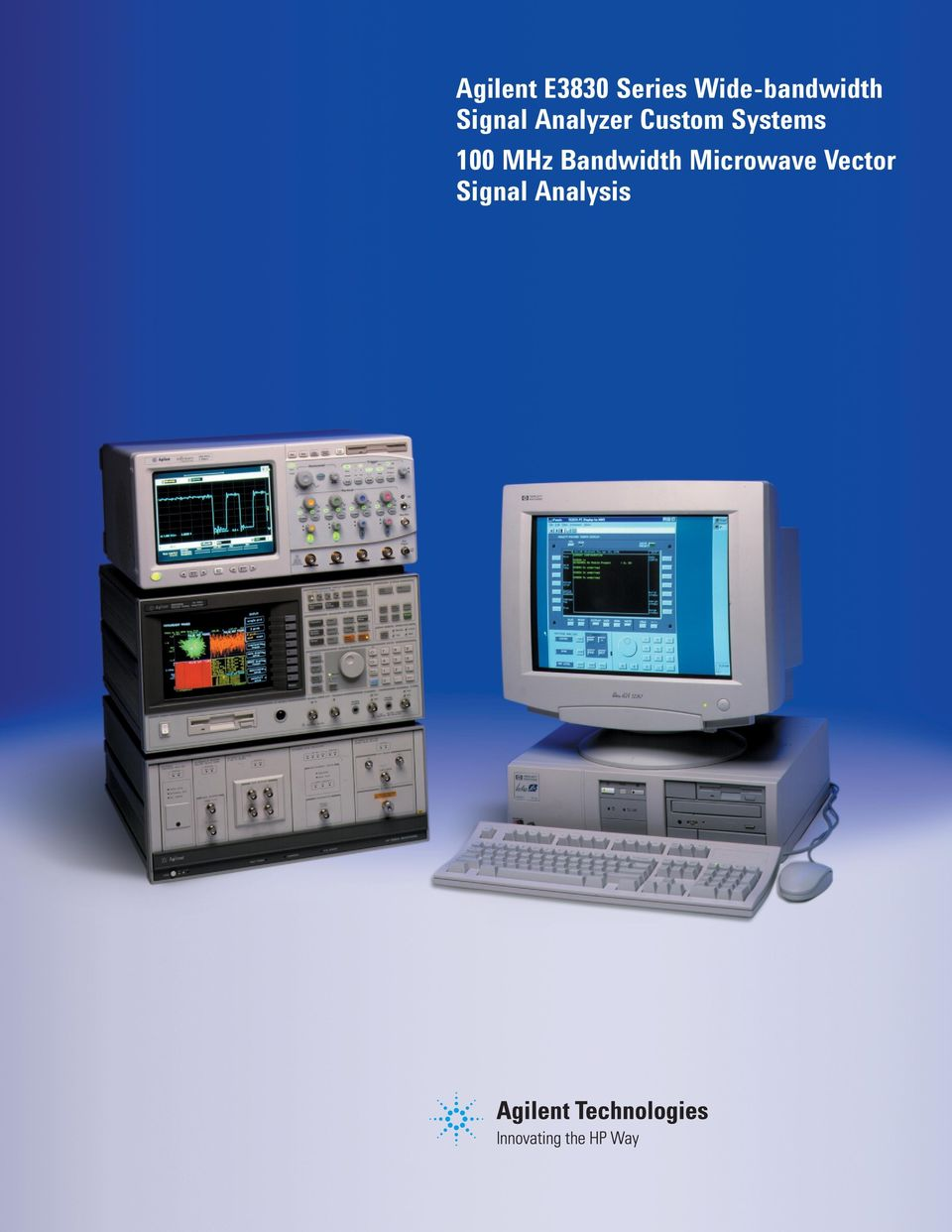 Analyzer Custom Systems 100