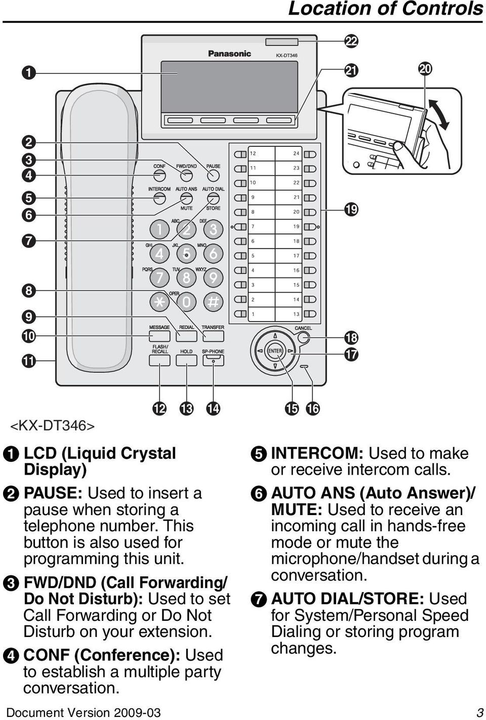 Quick Reference Guide Digital Proprietary Telephone - PDF