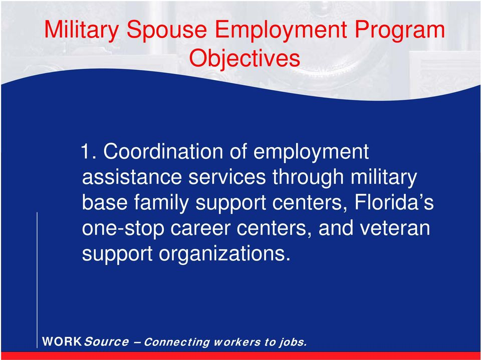 Military Spouse/Family Advocacy Program - PDF