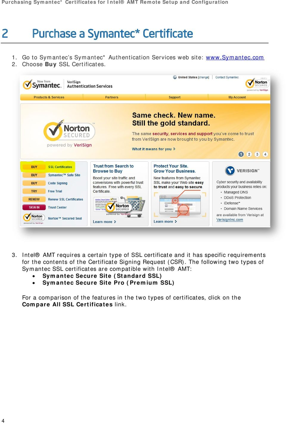 Intel vpro Technology  How To Purchase and Install Symantec