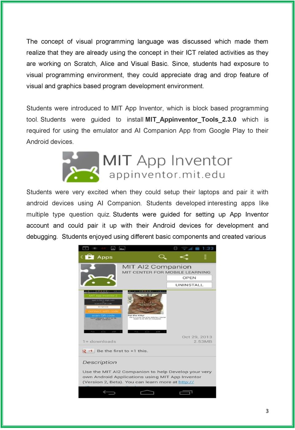 Educational (Android) App Development Toolkit for Students - PDF