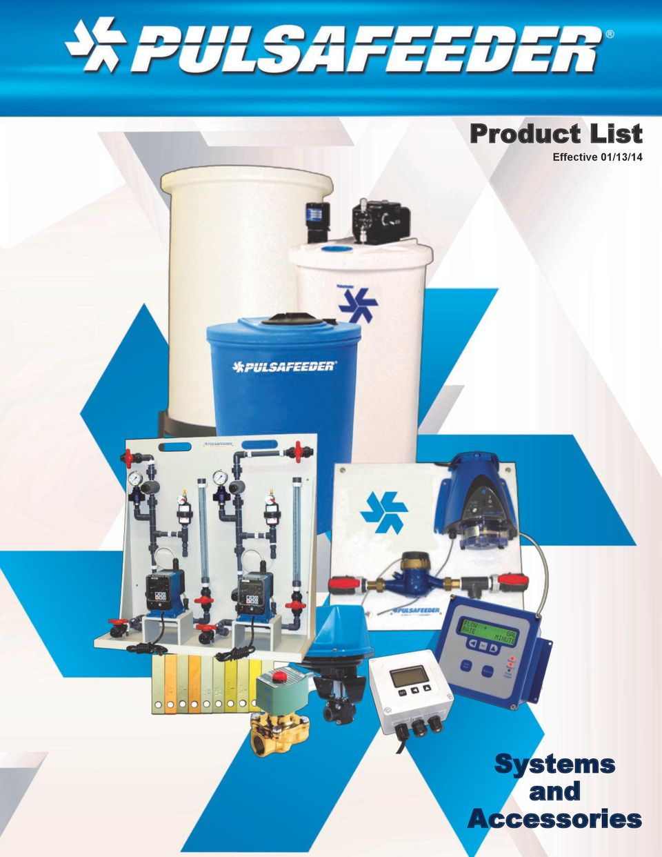 Product List  Effective 01/13/14  Systems and Accessories - PDF