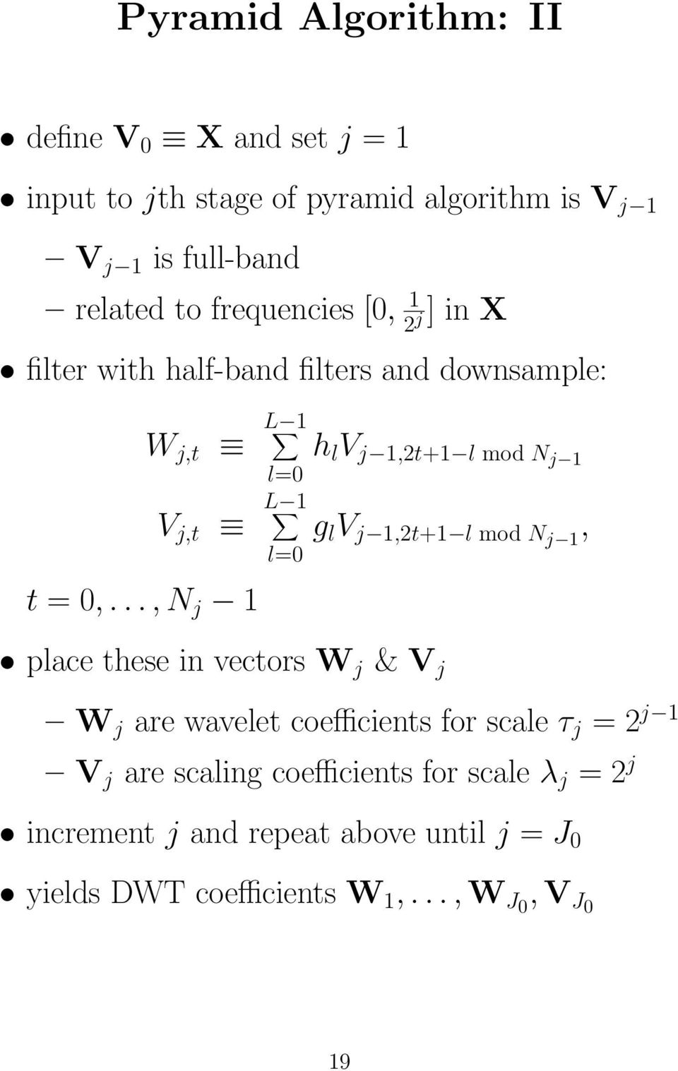 An Introduction to the Wavelet Analysis of Time Series - PDF