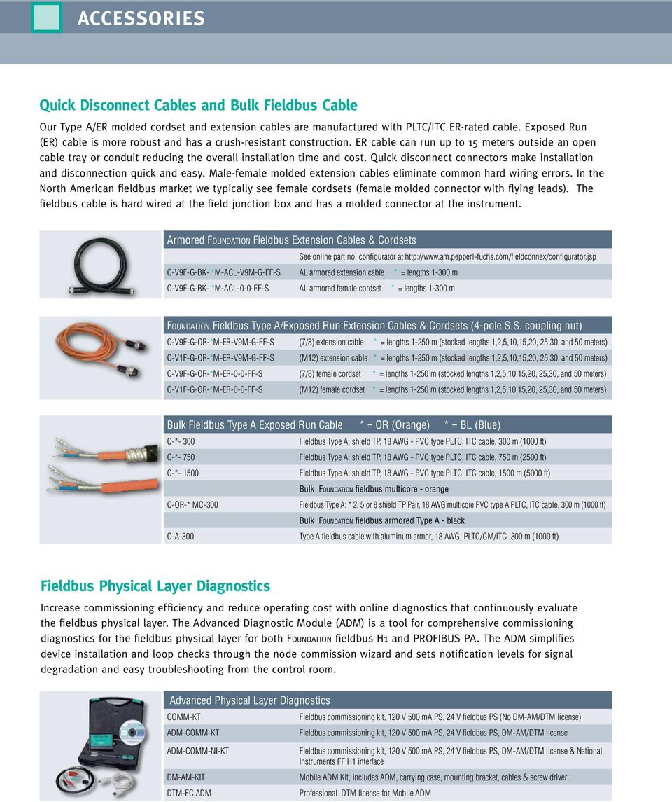 PROCESS AUTOMATION JUNCTION BOX SELECTION GUIDE FOR FIELDBUS ...