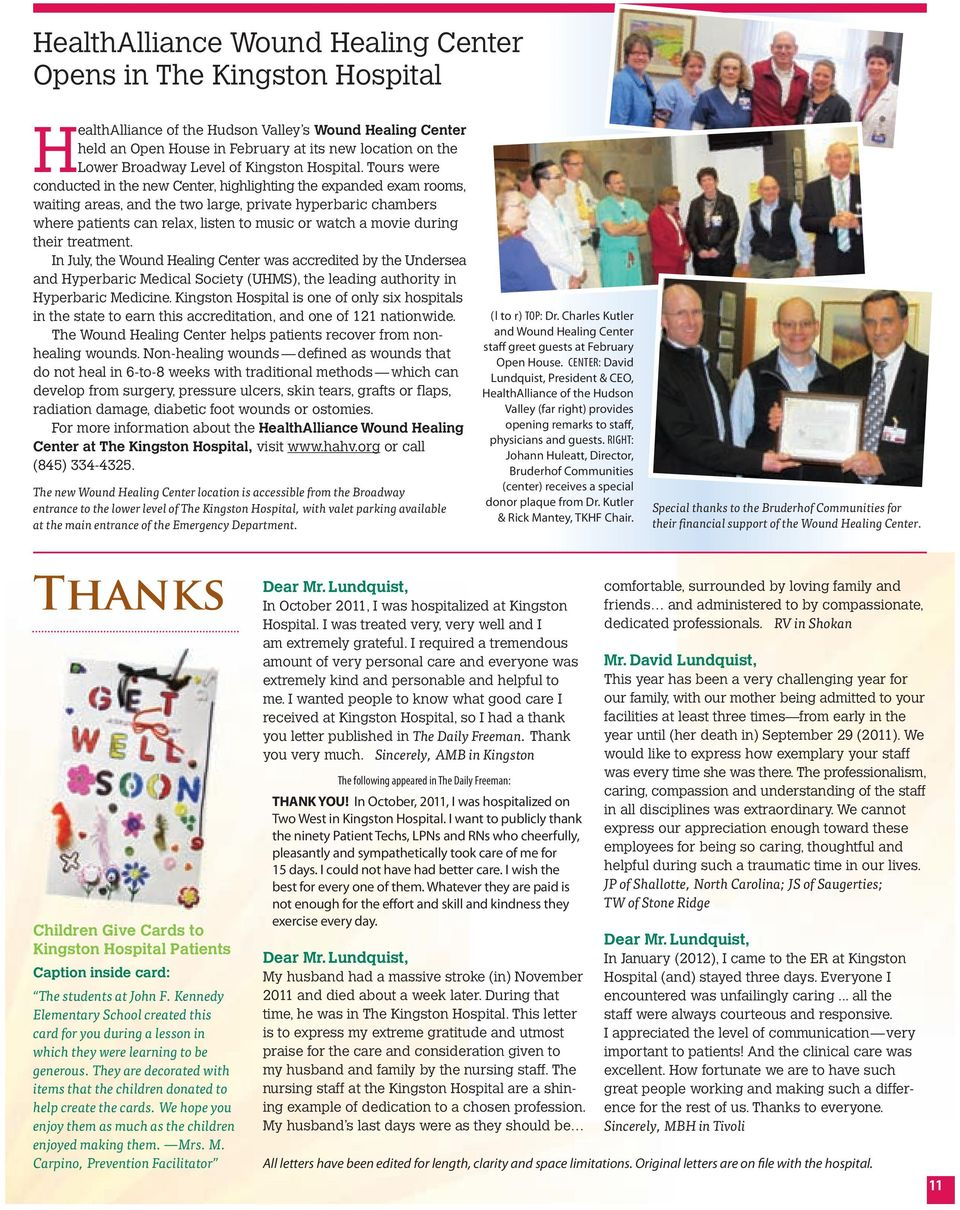 HEALTHY V SIONS  Celebrating 30 Years  of financial support to the