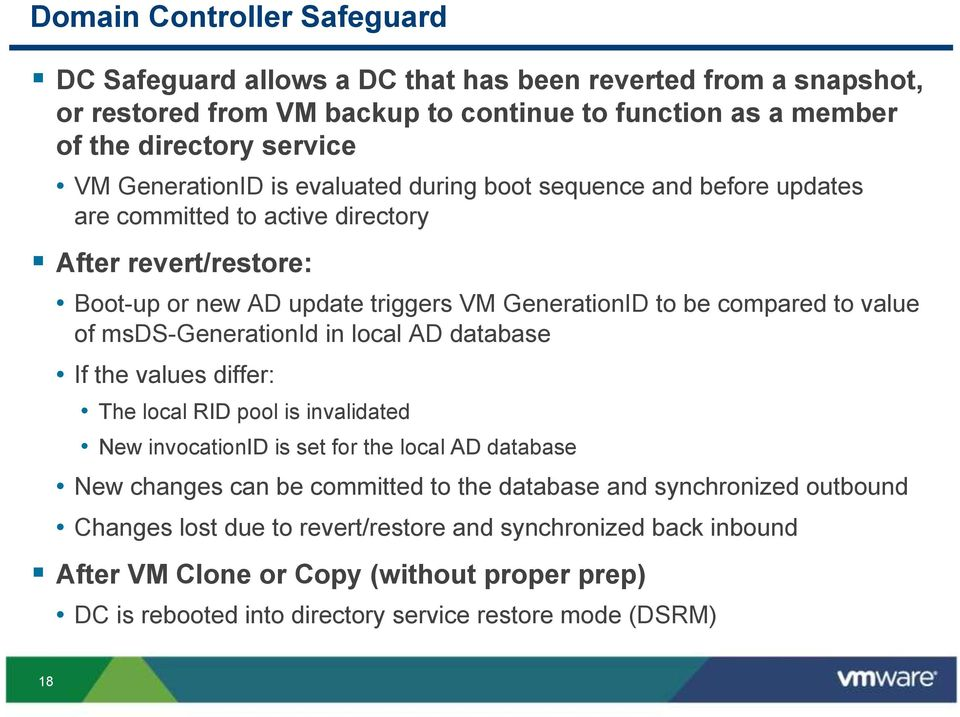VAPP5618 Virtualize Active Directory The Right Way! - PDF