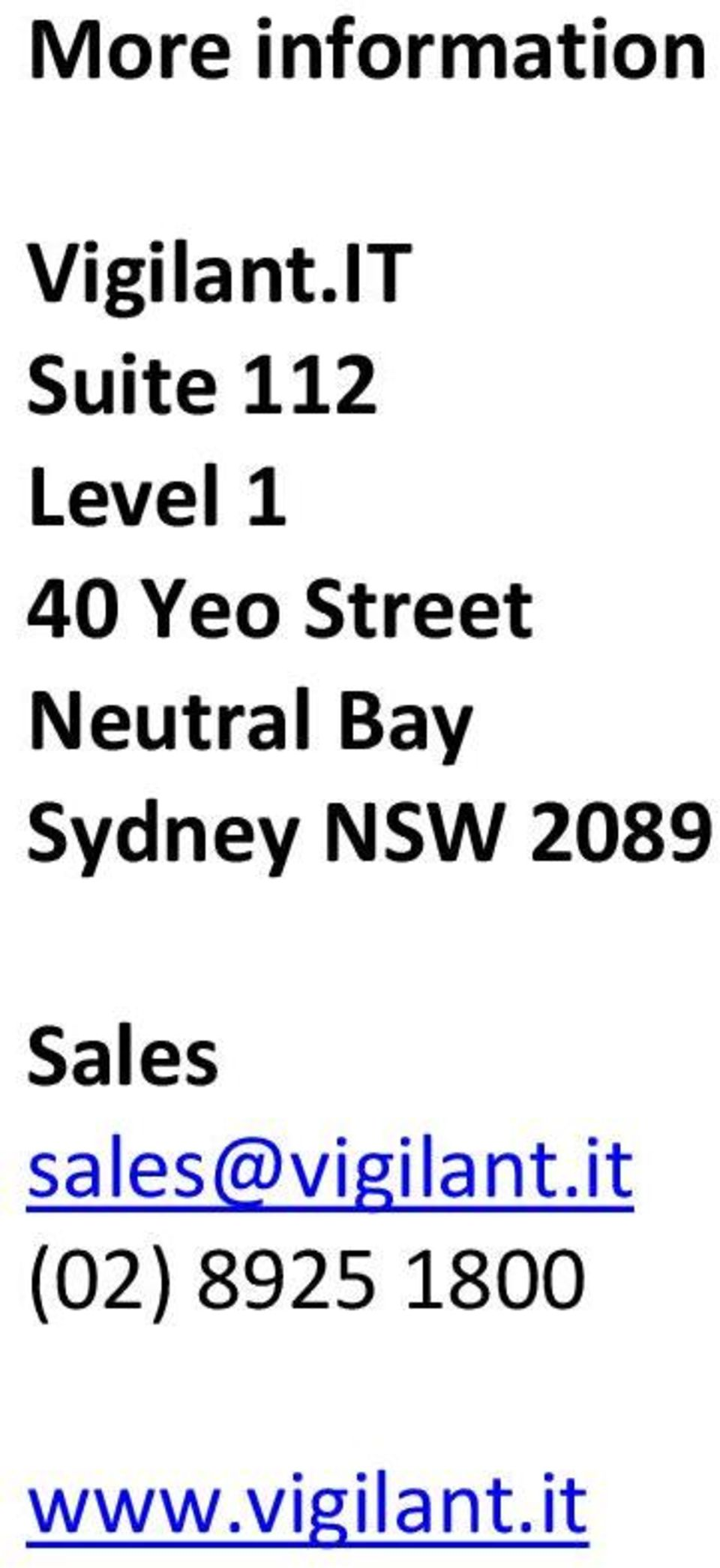 Neutral Bay Sydney NSW 2089 Sales