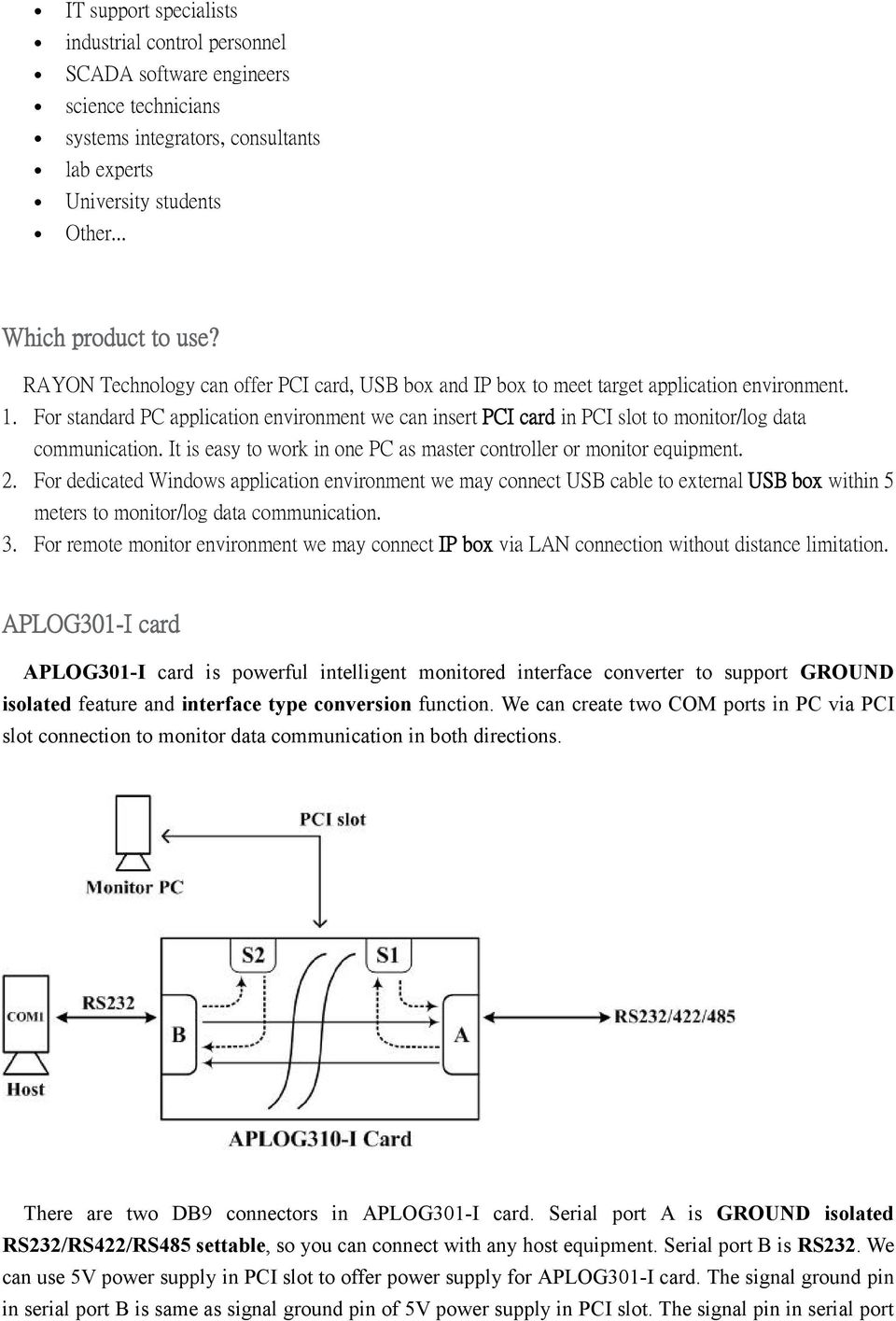 Why you need to monitor serial communication? - PDF