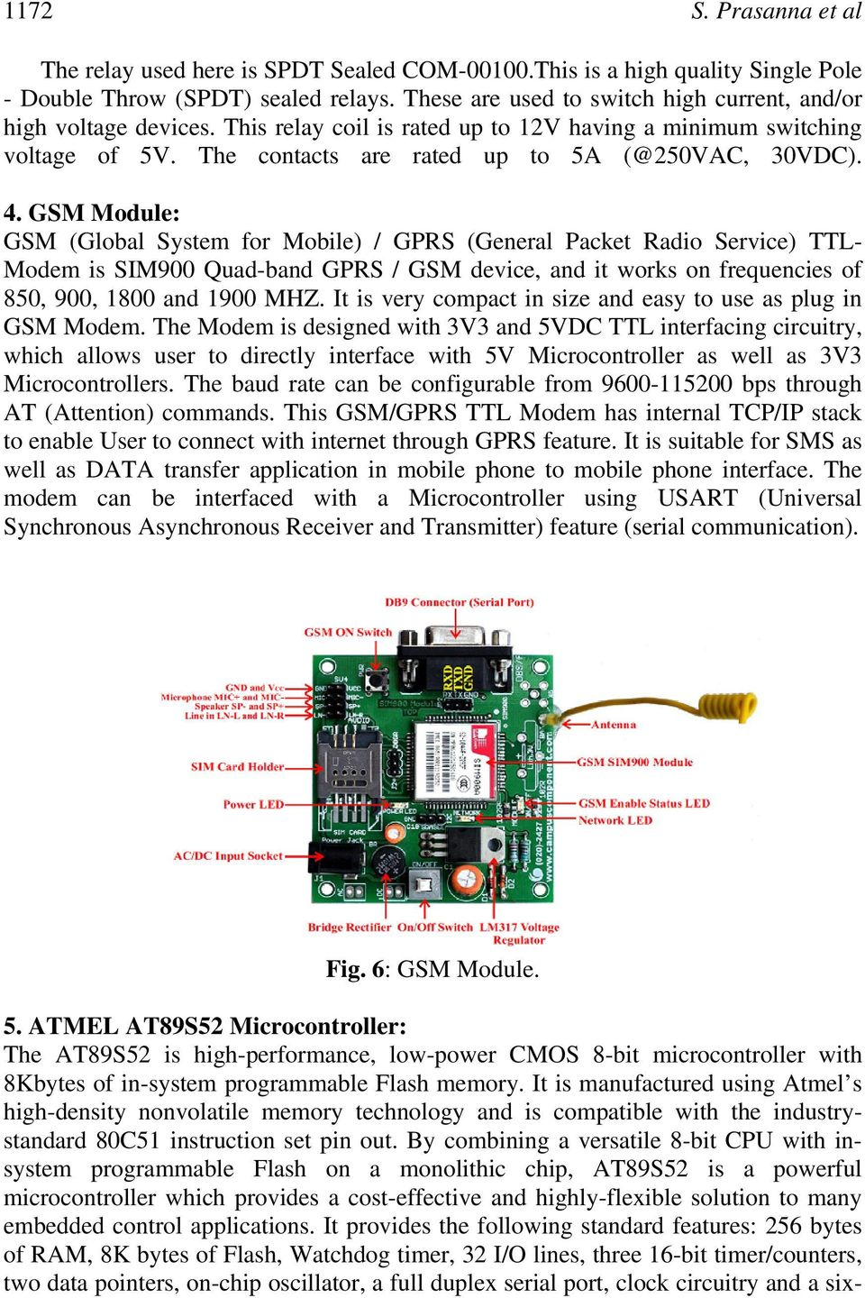 Automated Intelligent Power Saving System And Security Pdf Ac Fan Speed Control Using Android Mobile Microtronics Technologies Gsm Module Global For Gprs General Packet Radio