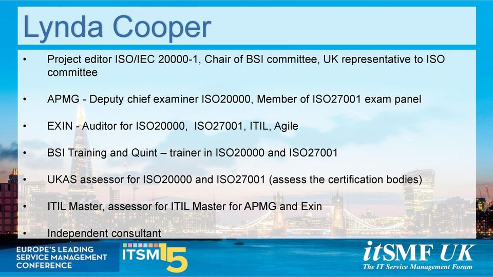 Name Lynda Cooper Date November 24th Revising Isoiec To Fit The