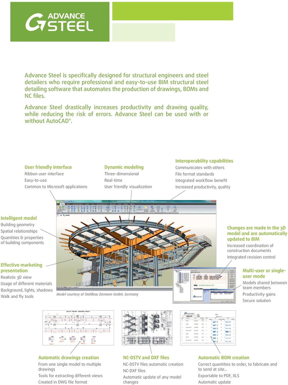 Steel construction  Miscellaneous steel  Industrial structures  - PDF