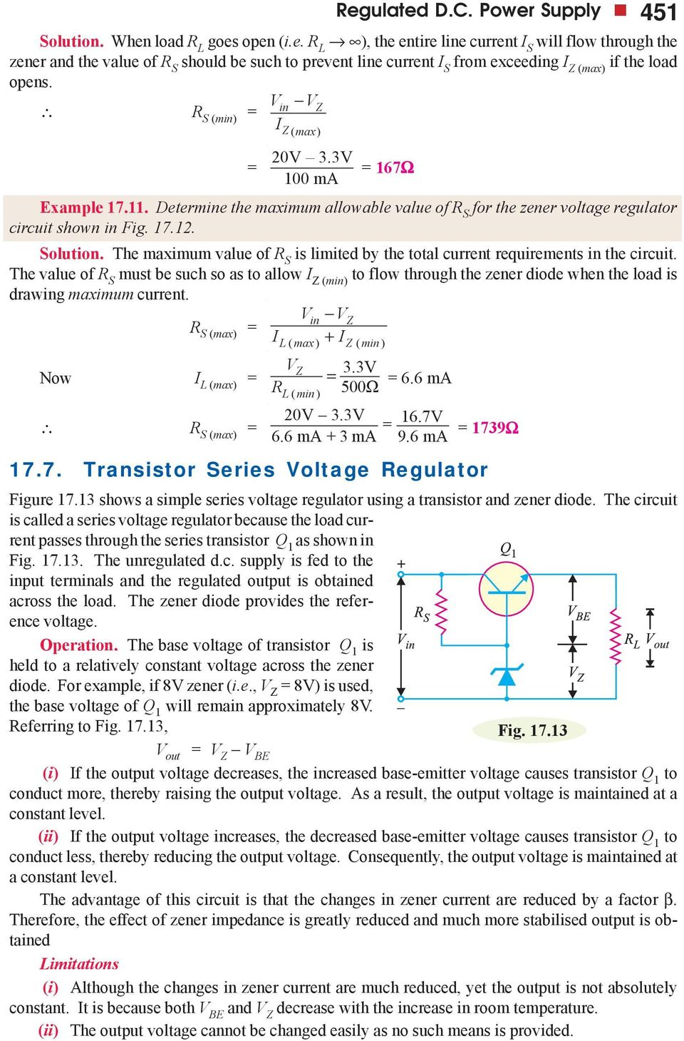 Regulated Dc Power Supply Pdf 3a Adjustable Regulator Using Lm350 Electronic Circuits And The Maximum Value Of R S Is Limited By Total Current Requirements In Circuit