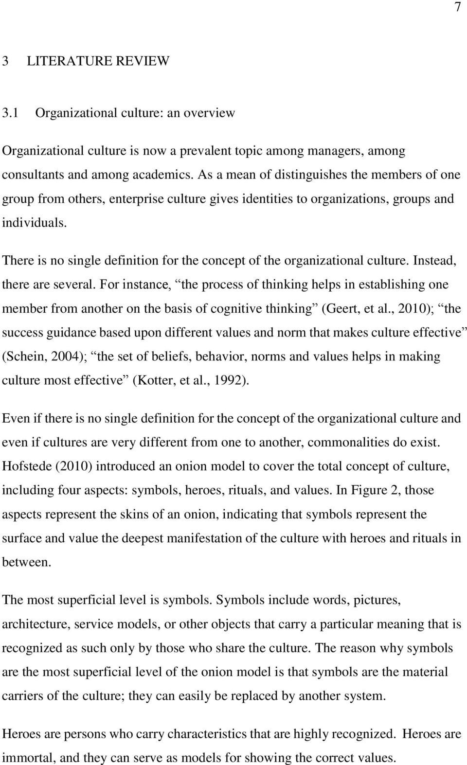 Organizational Culture Employee Behavior Pdf