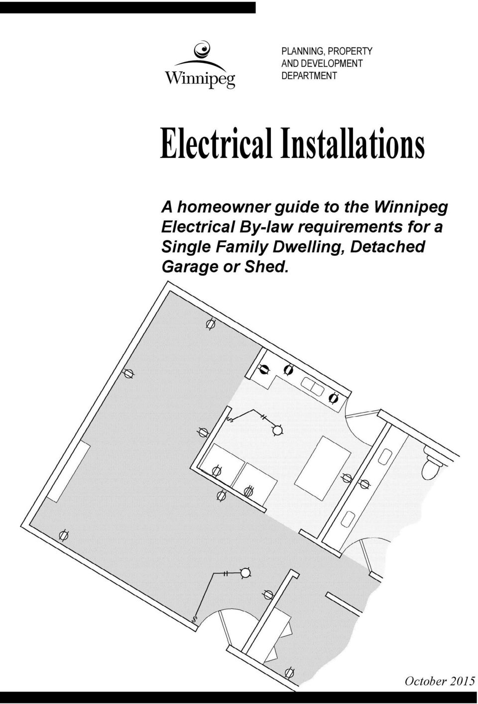 Winnipeg Electrical By-law requirements for a