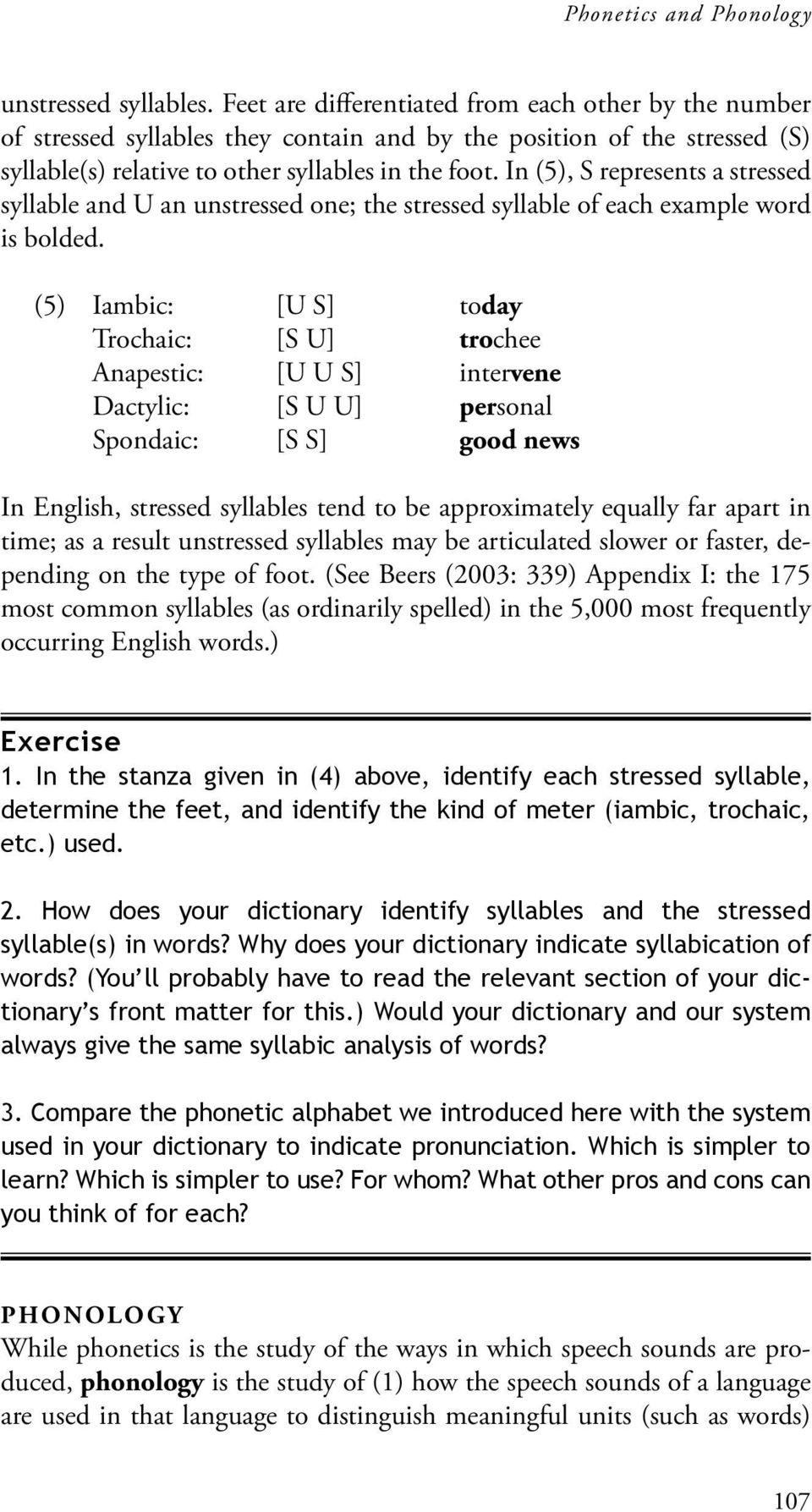 phonology is the study of