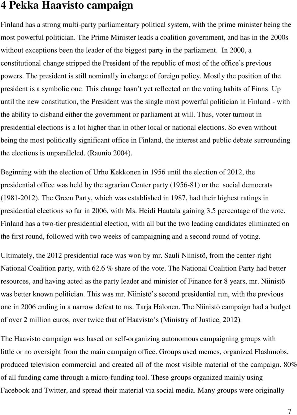 Crowdsourcing & Crowdfunding a Presidential Election - PDF