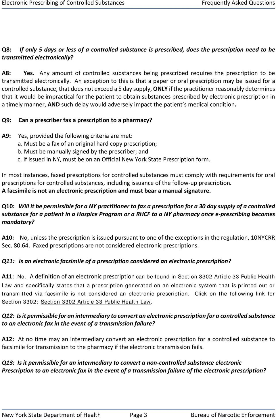epcs frequently asked questions for electronic prescribing of