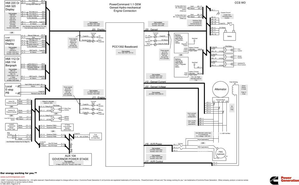 Power Command 2100 Wiring Diagram Free Download Oasis Dl Co