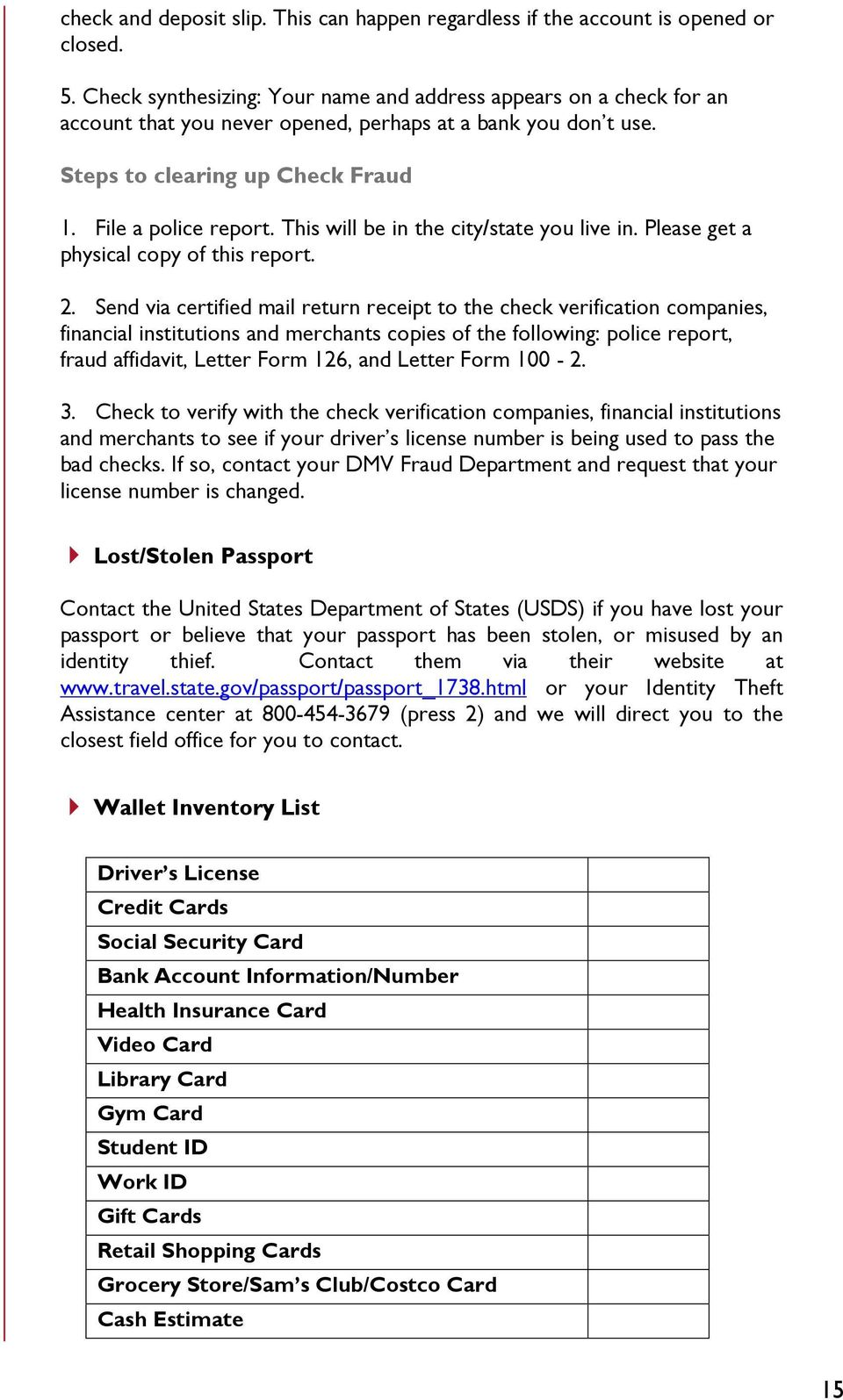 Guide Identity Theft Assistance A For Your Security Pdf Heat Hack New Method To Steal Atm Pin Codes This Will Be In The City State You Live Please Get Physical