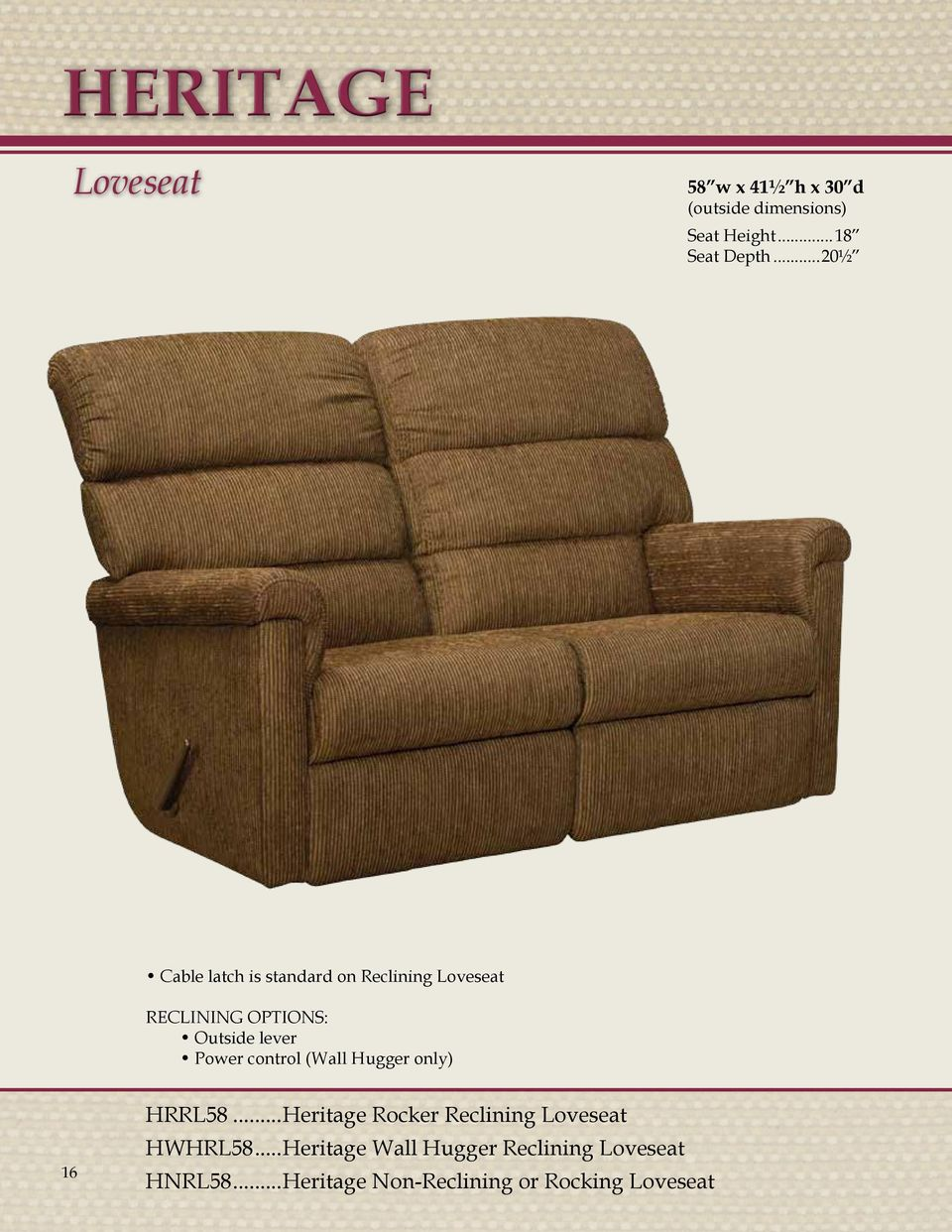 Phenomenal Lambright Comfort Chairs Catalog Pdf Caraccident5 Cool Chair Designs And Ideas Caraccident5Info