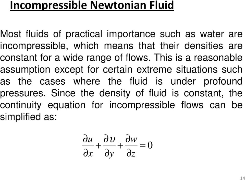 ENV5056 Numerical Modeling of Flow and Contaminant Transport