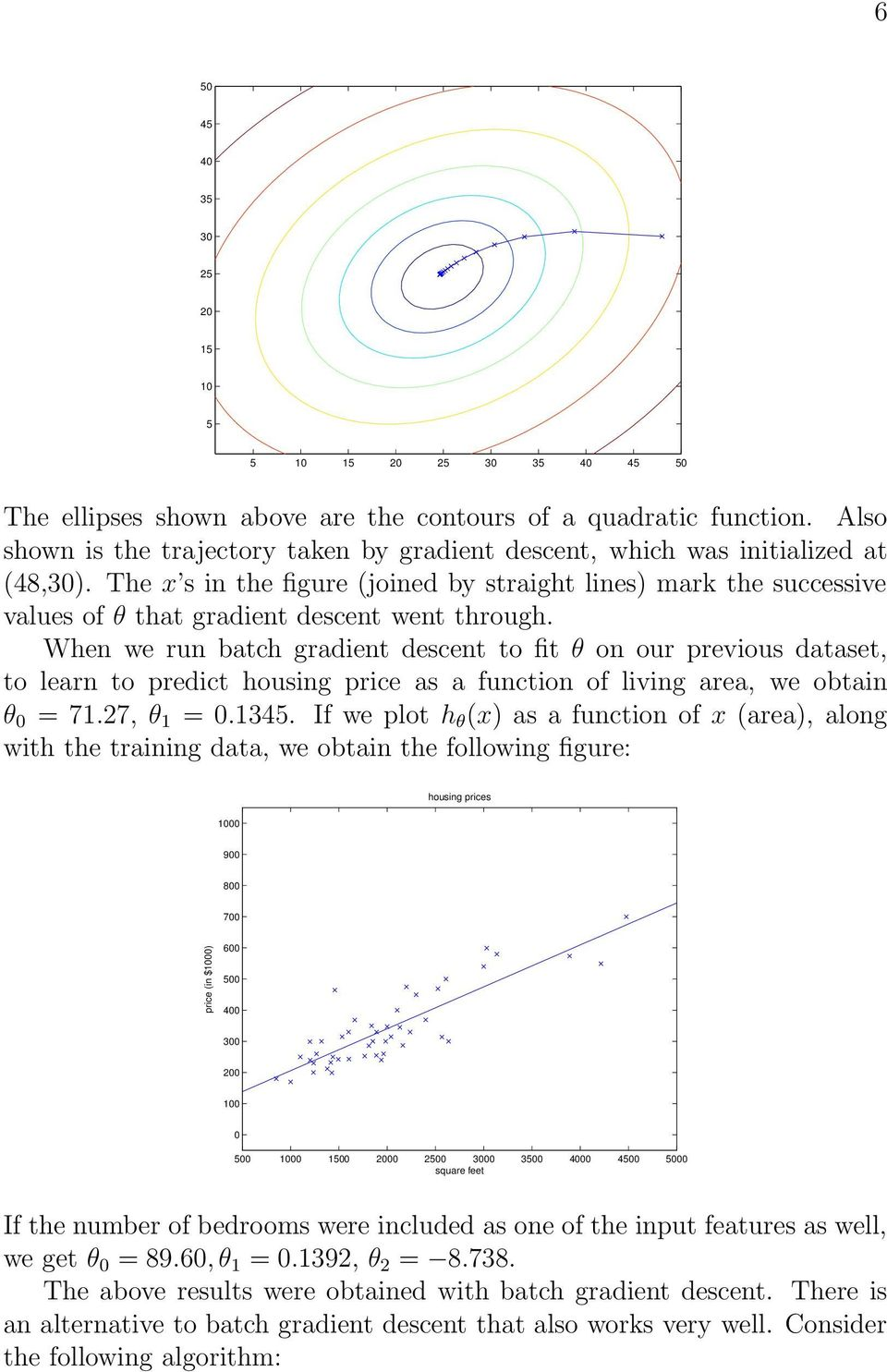 CS229 Lecture notes  Andrew Ng - PDF