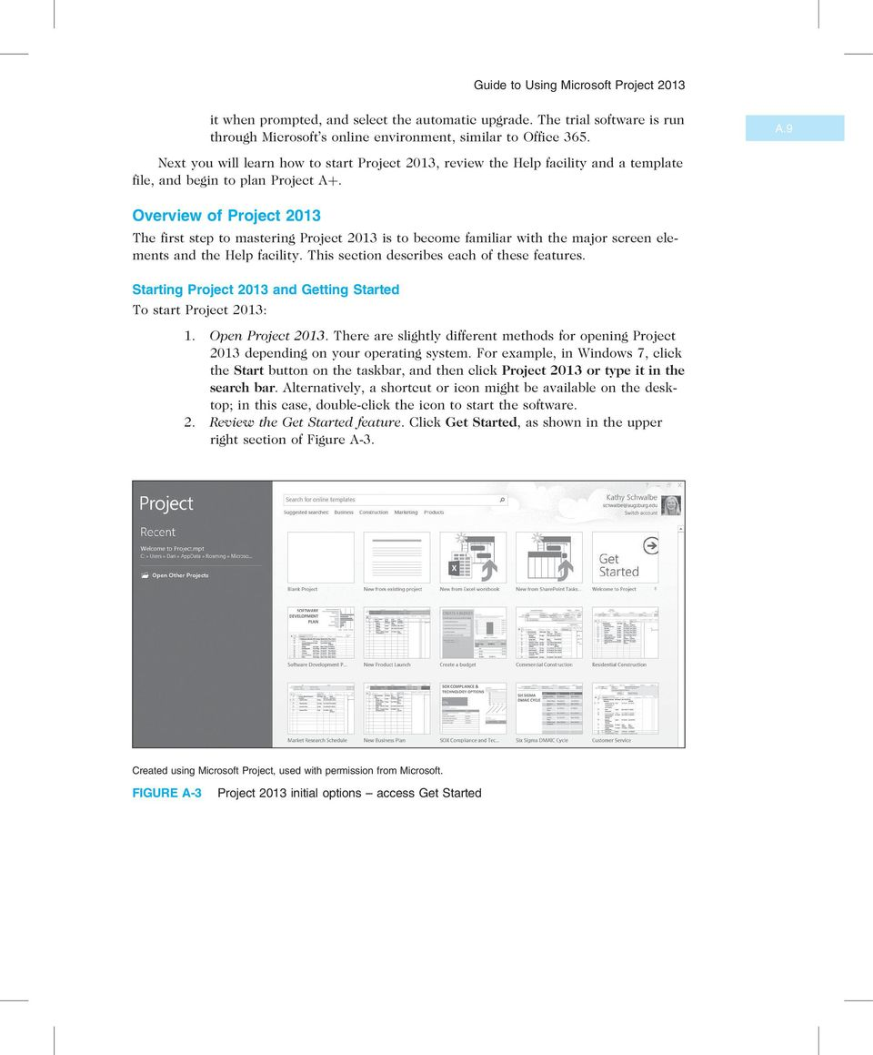 2013 microsoft project trial