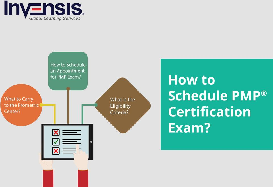 How To Schedule Pmp Certification Exam What Is The Eligibility