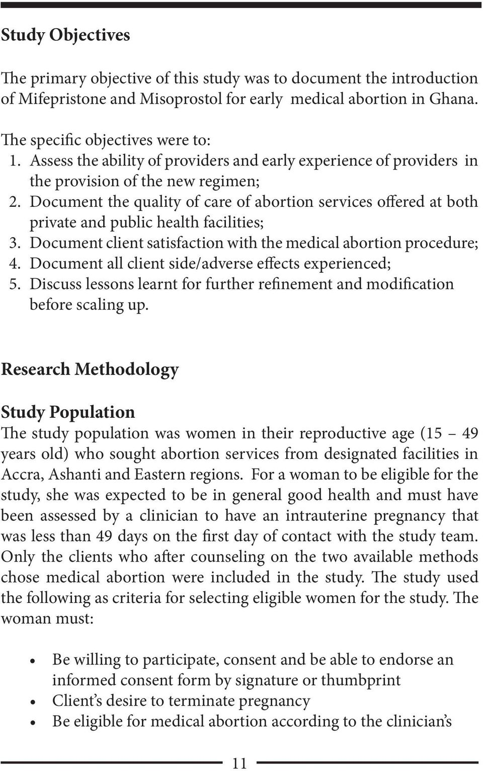 5 page research paper on abortion