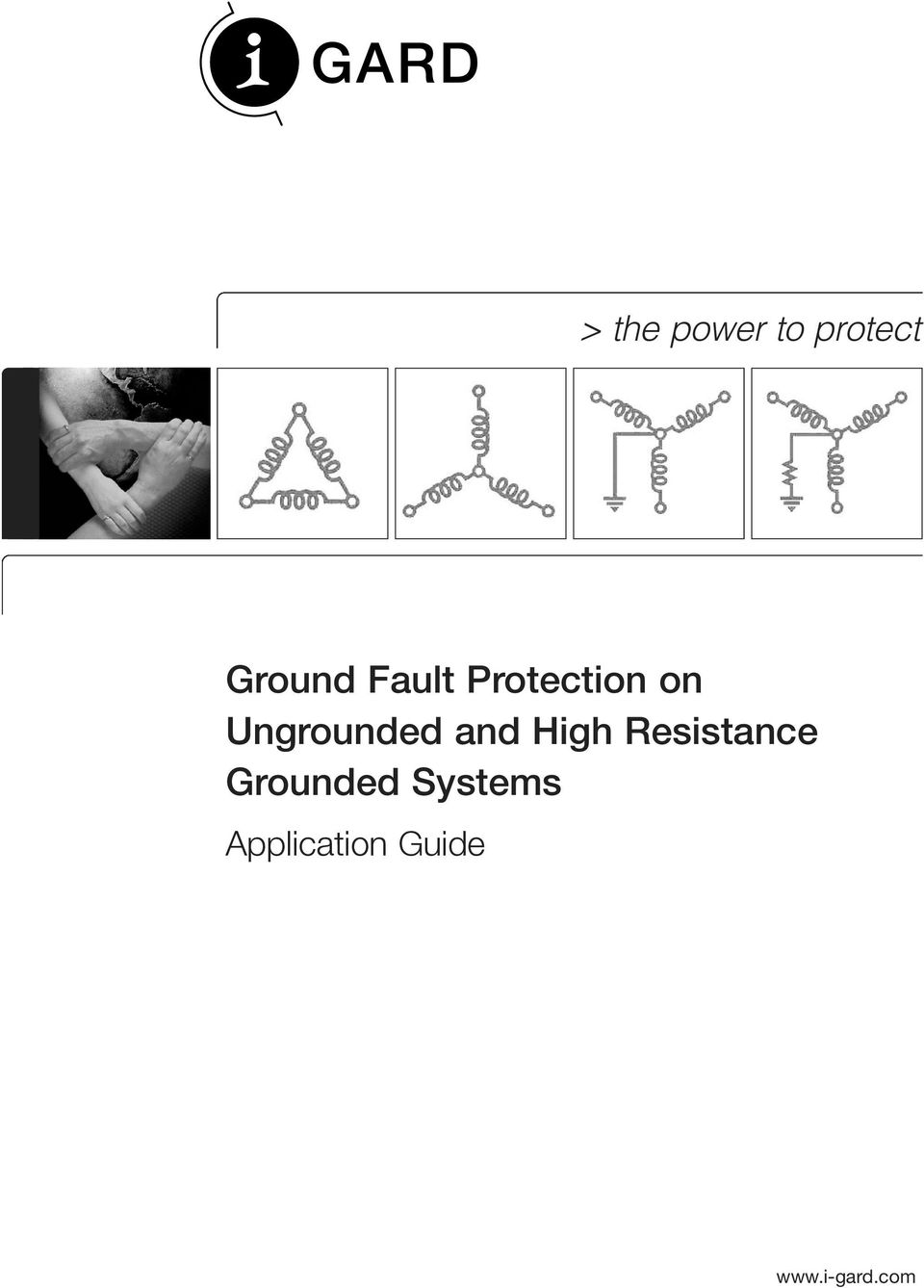 Ground Fault Protection On Ungrounded And High Resistance Grounded Power Cord Wiring Diagram