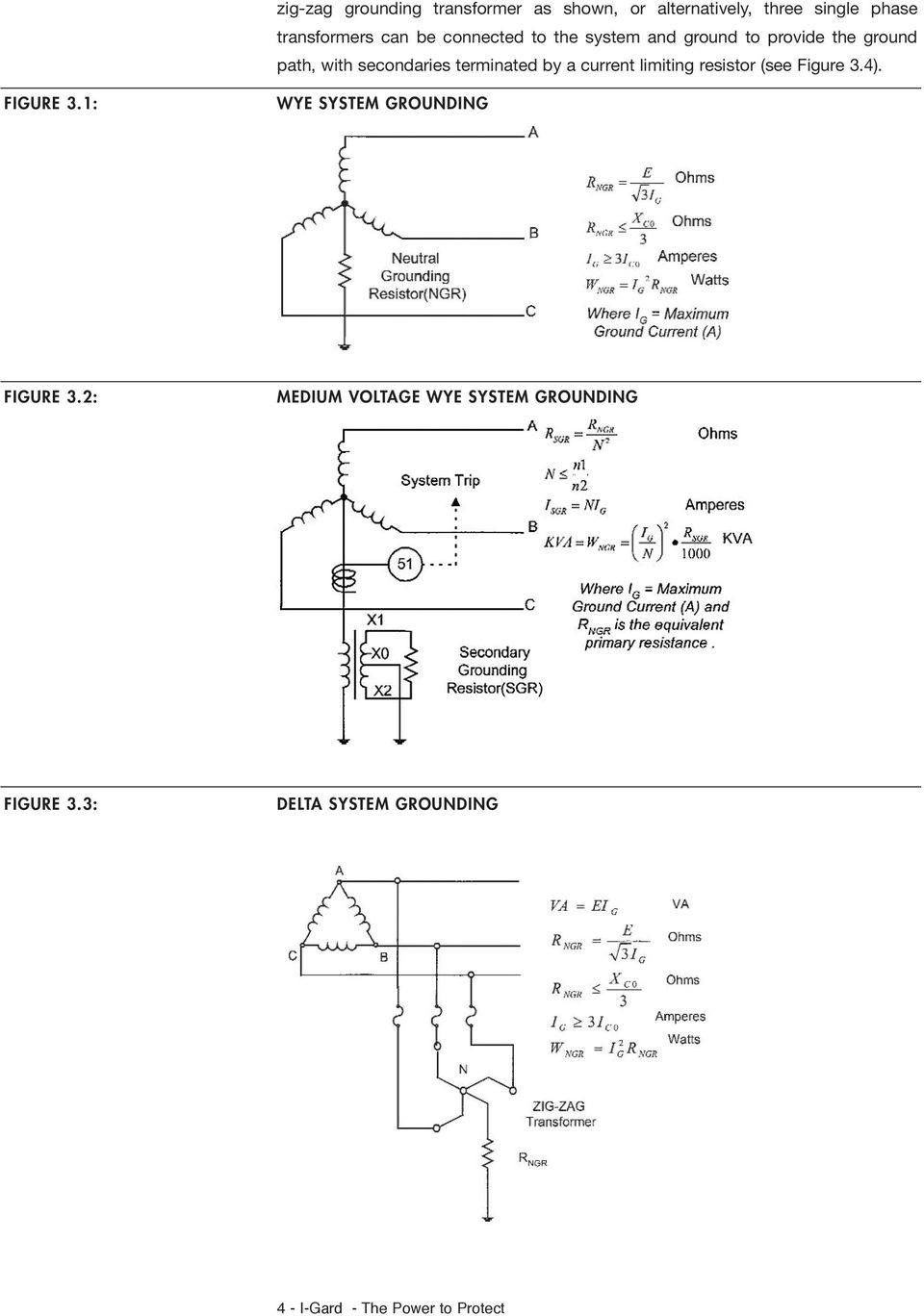 Ground Fault Protection on Ungrounded and High Resistance Grounded