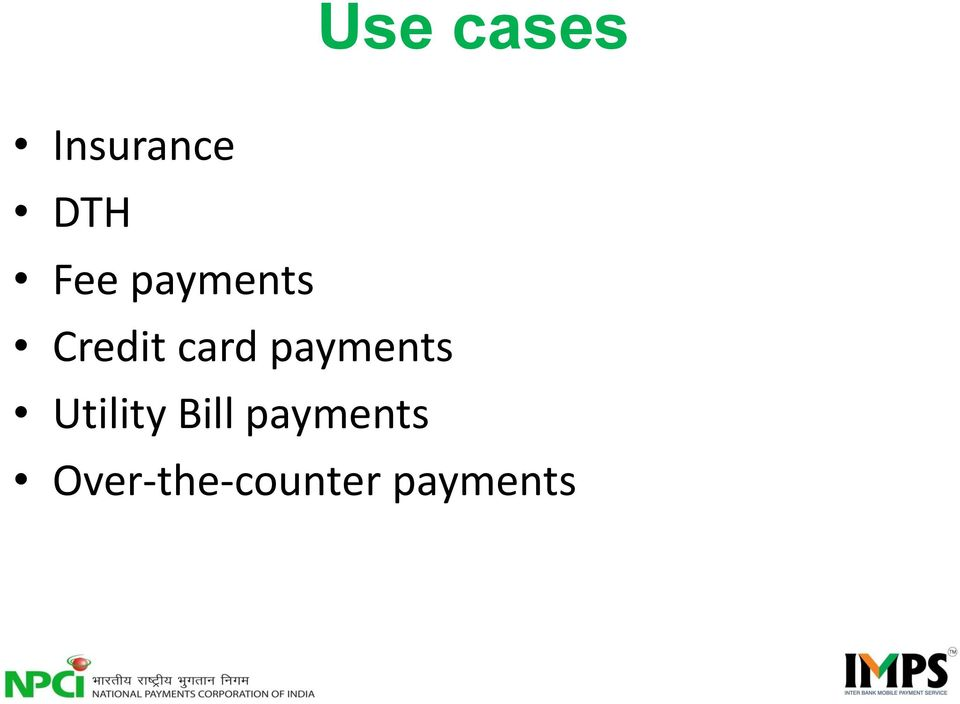 payments Utility Bill