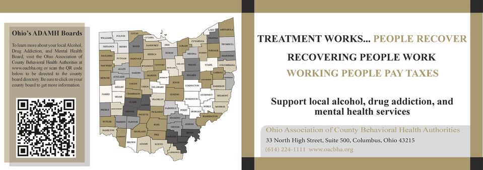 Be sure to click on your county board to get more information. TREATMENT WORKS.