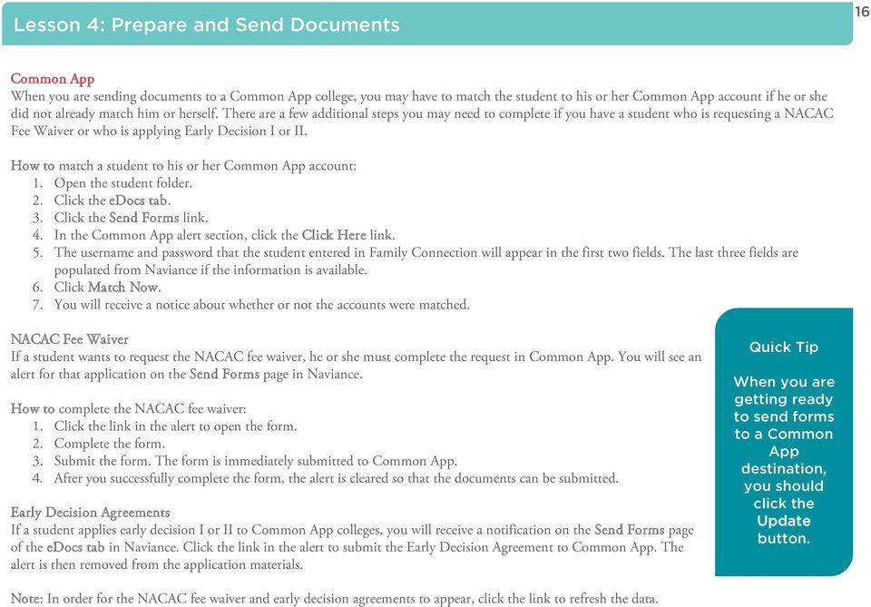 Naviance Edocs New Users Hobsons All Rights Reserved Worldwide Pdf