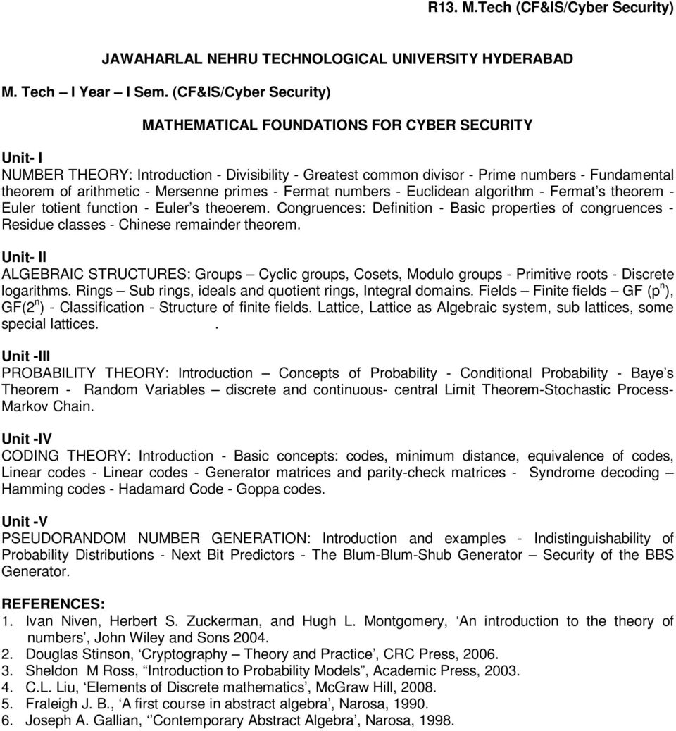 m. tech. (cyber forensic & information security/cyber security) - pdf