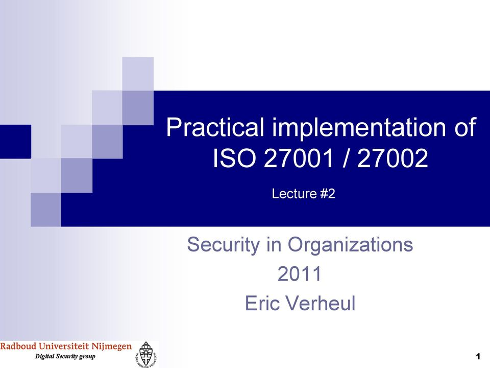 iso 27002 thesis