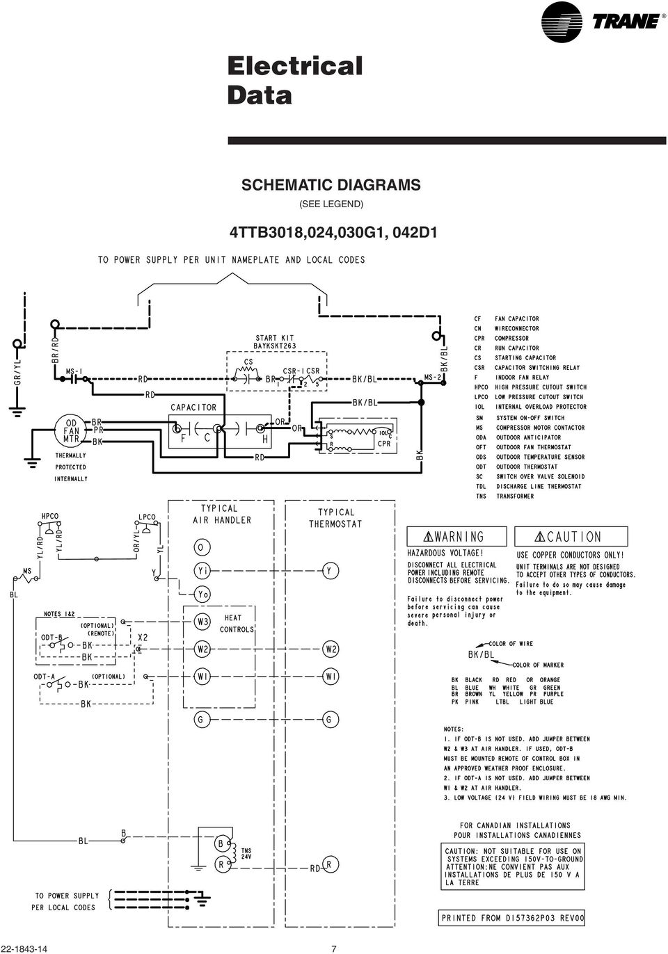 Xv Wiring Diagram Trane 2 0i Electrical Diagrams Xl20i Trusted Charming Advent Air Thermostat Swimlane Chart