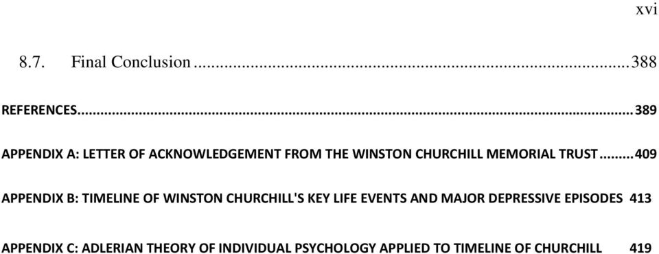 WINSTON CHURCHILL S BLACK DOG A PSYCHOBIOGRAPHICAL CASE STUDY FOR
